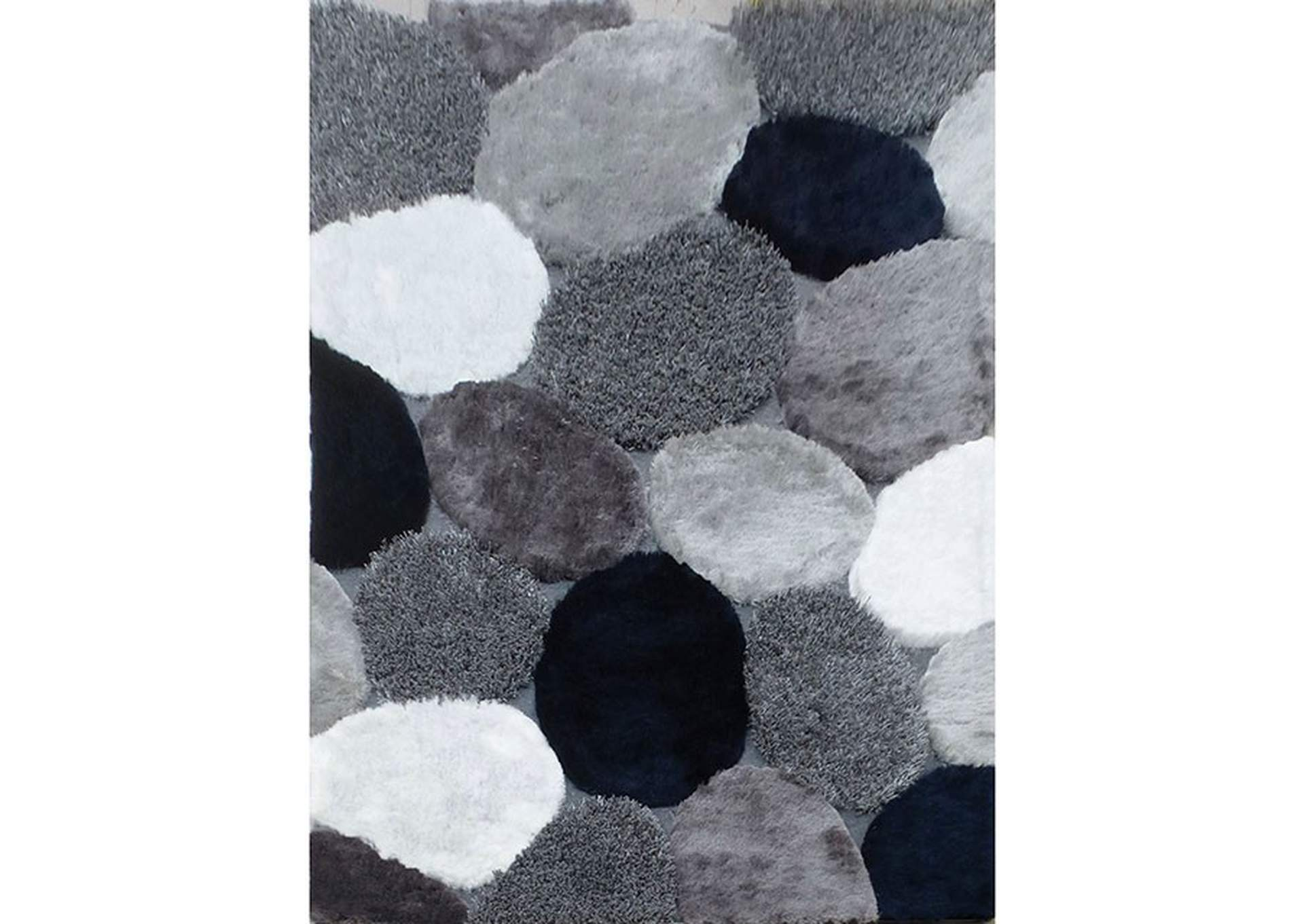 Vancouver Gray Area Rug,Furniture of America