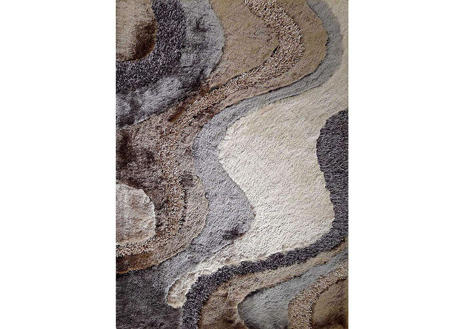 Vancouver Earth Area Rug,Furniture of America