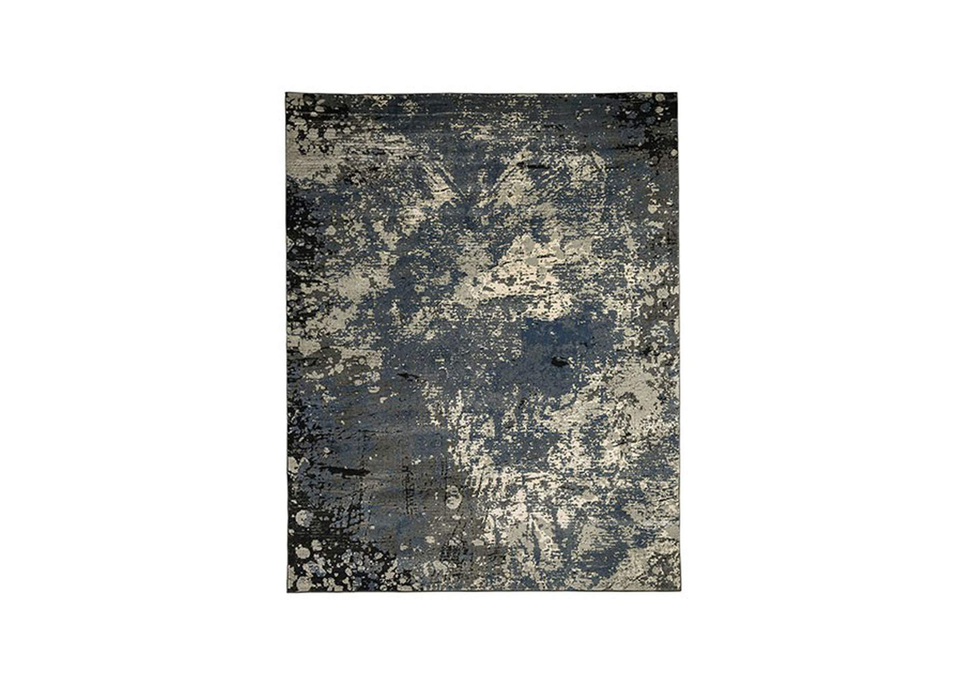 Develi Gray Area Rug,Furniture of America