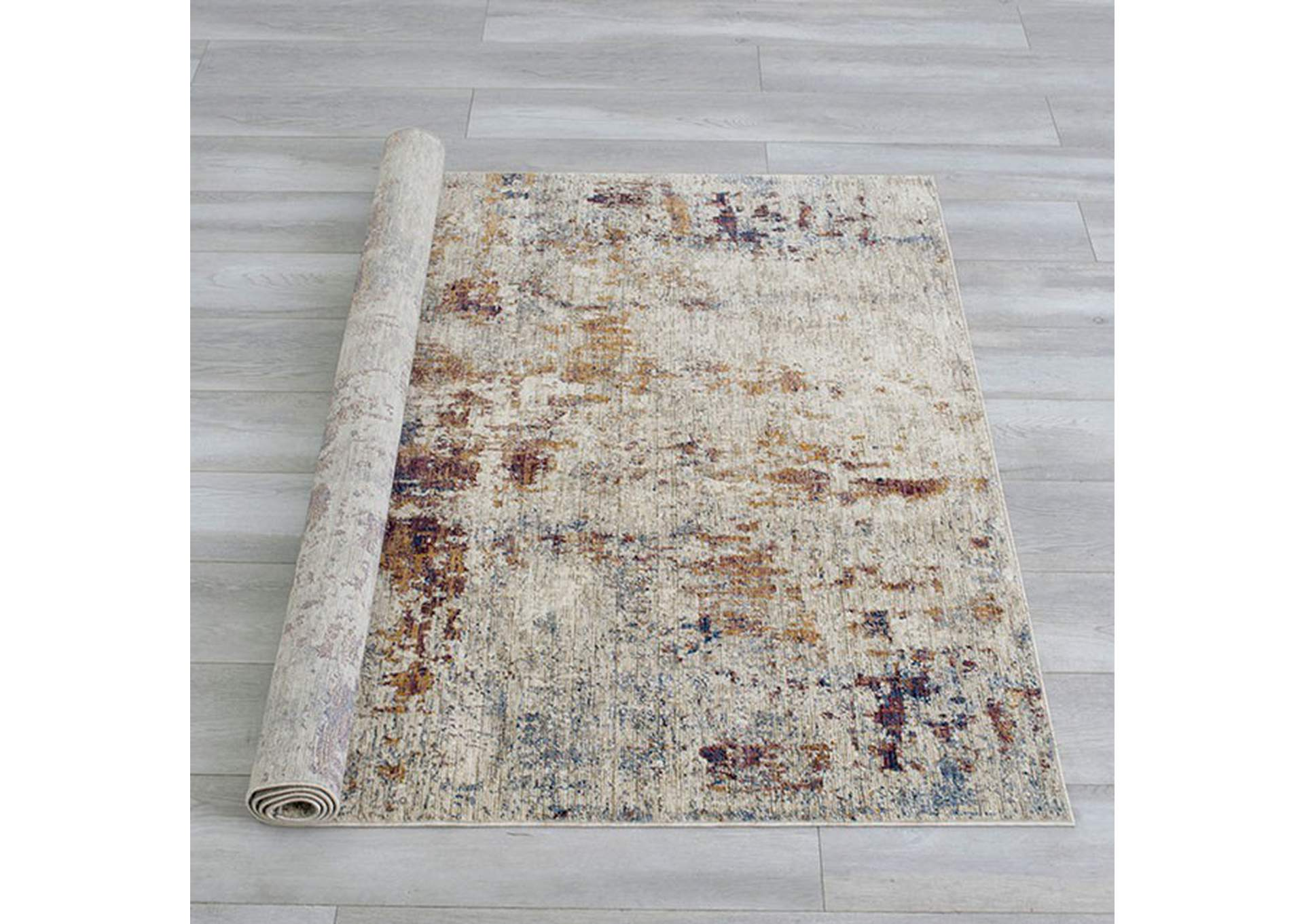 Payas Beige Area Rug,Furniture of America