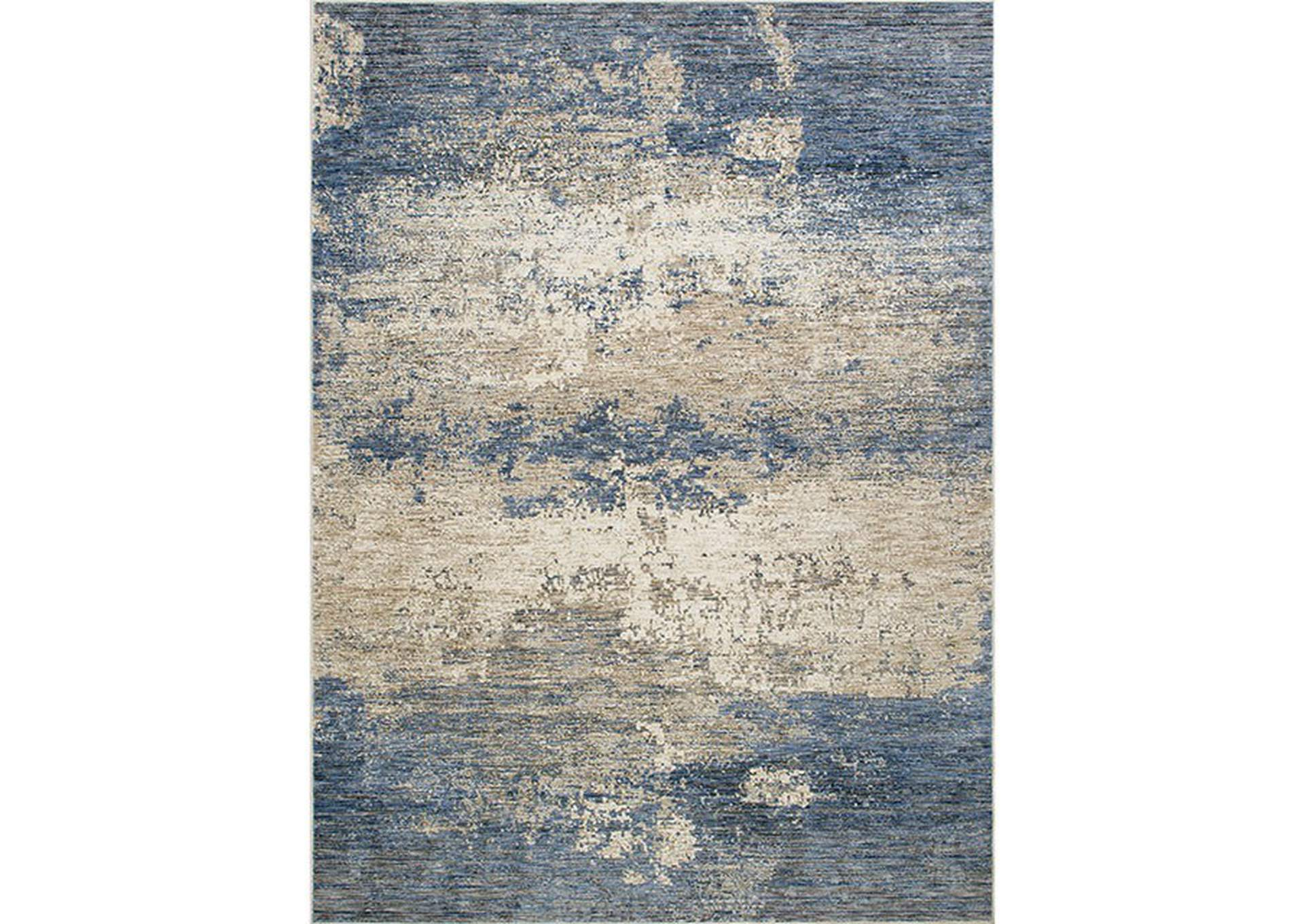 Payas Blue Area Rug,Furniture of America