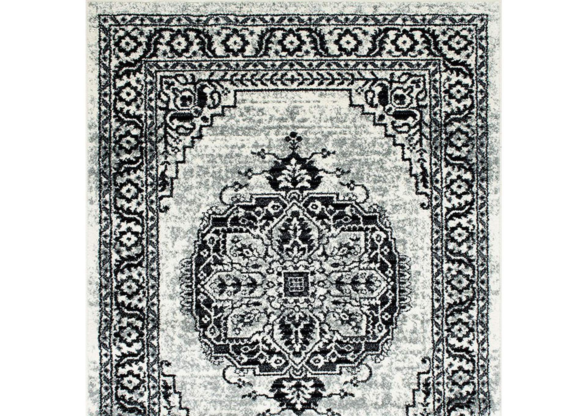Serang Gray Area Rug,Furniture of America