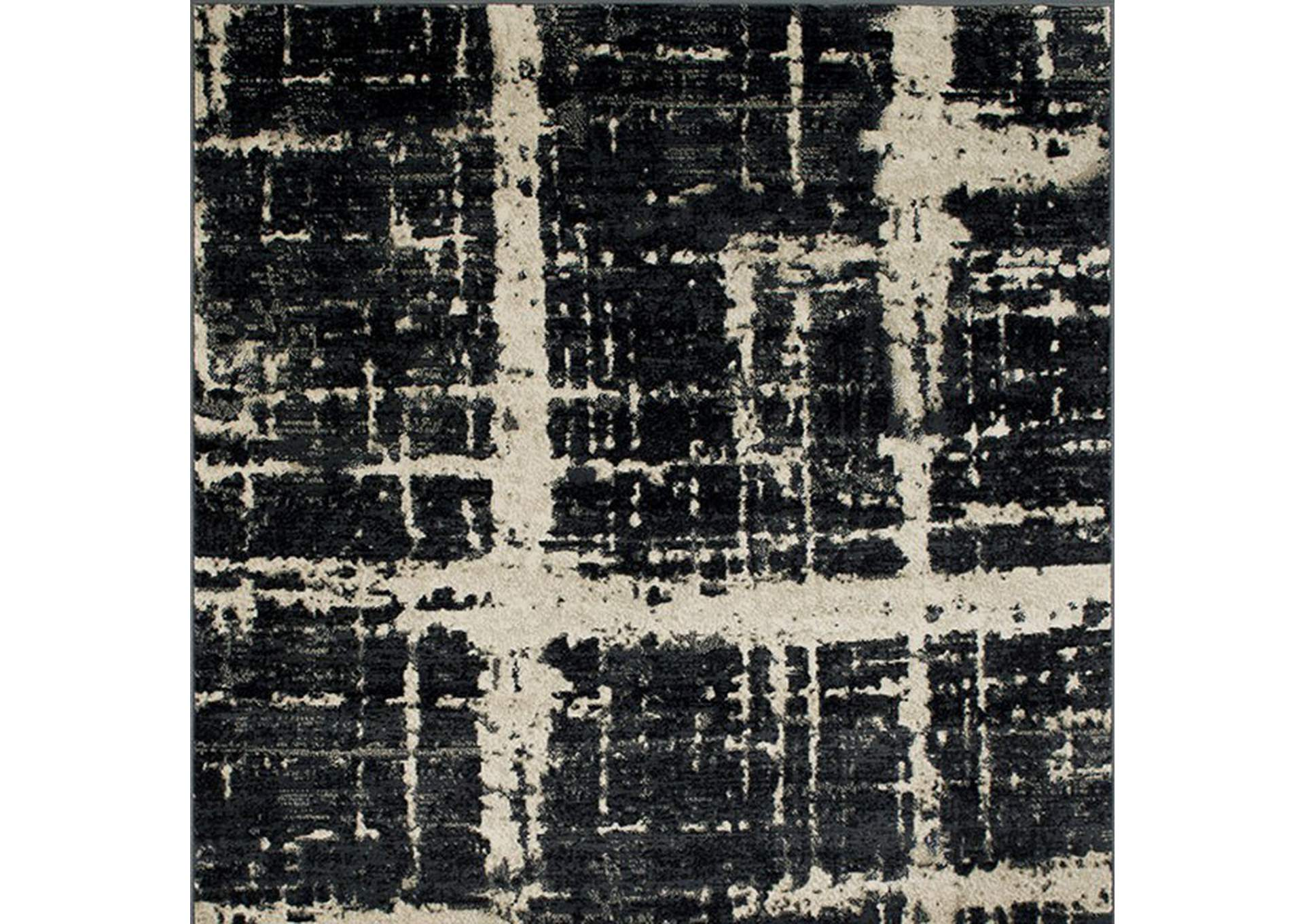 Kozlu Gray Area Rug,Furniture of America