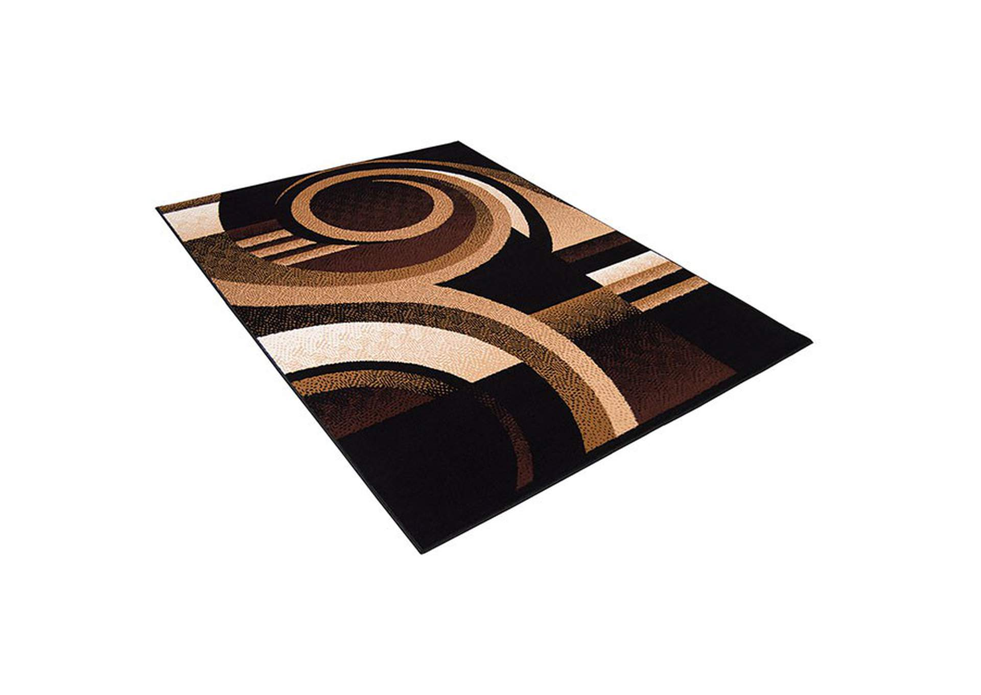 Blitar Brown Area Rug,Furniture of America