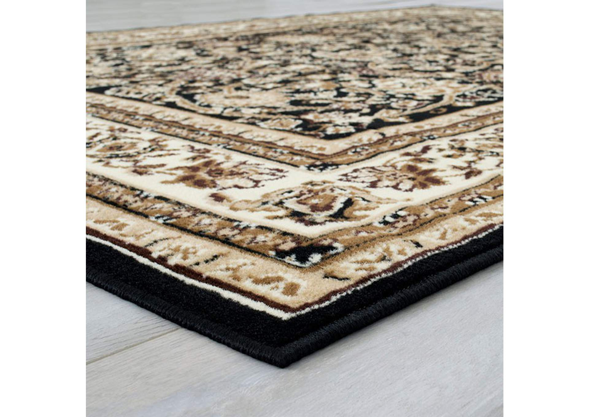Shinta Brown Area Rug,Furniture of America