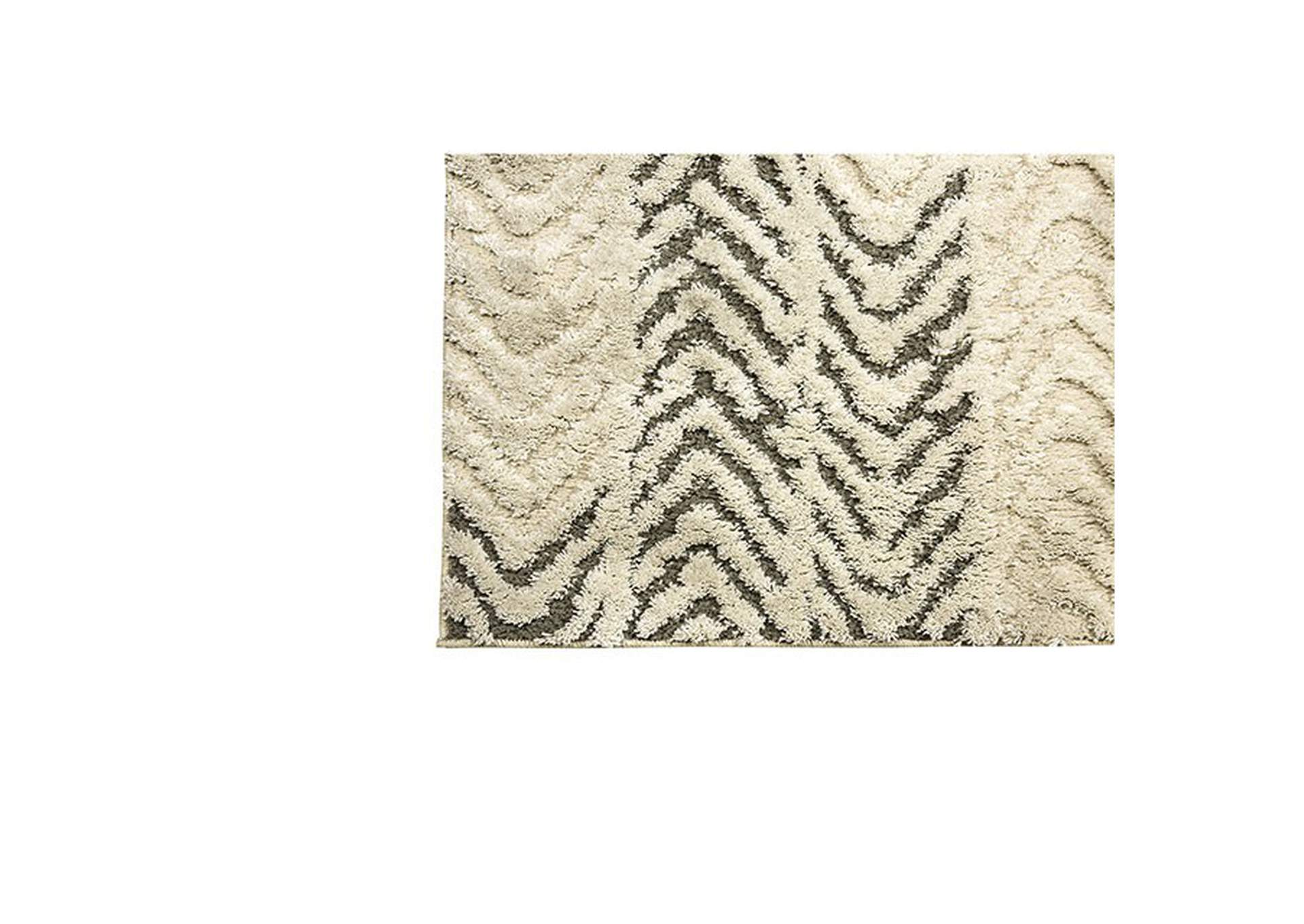 Millsboro Beige Area Rug,Furniture of America