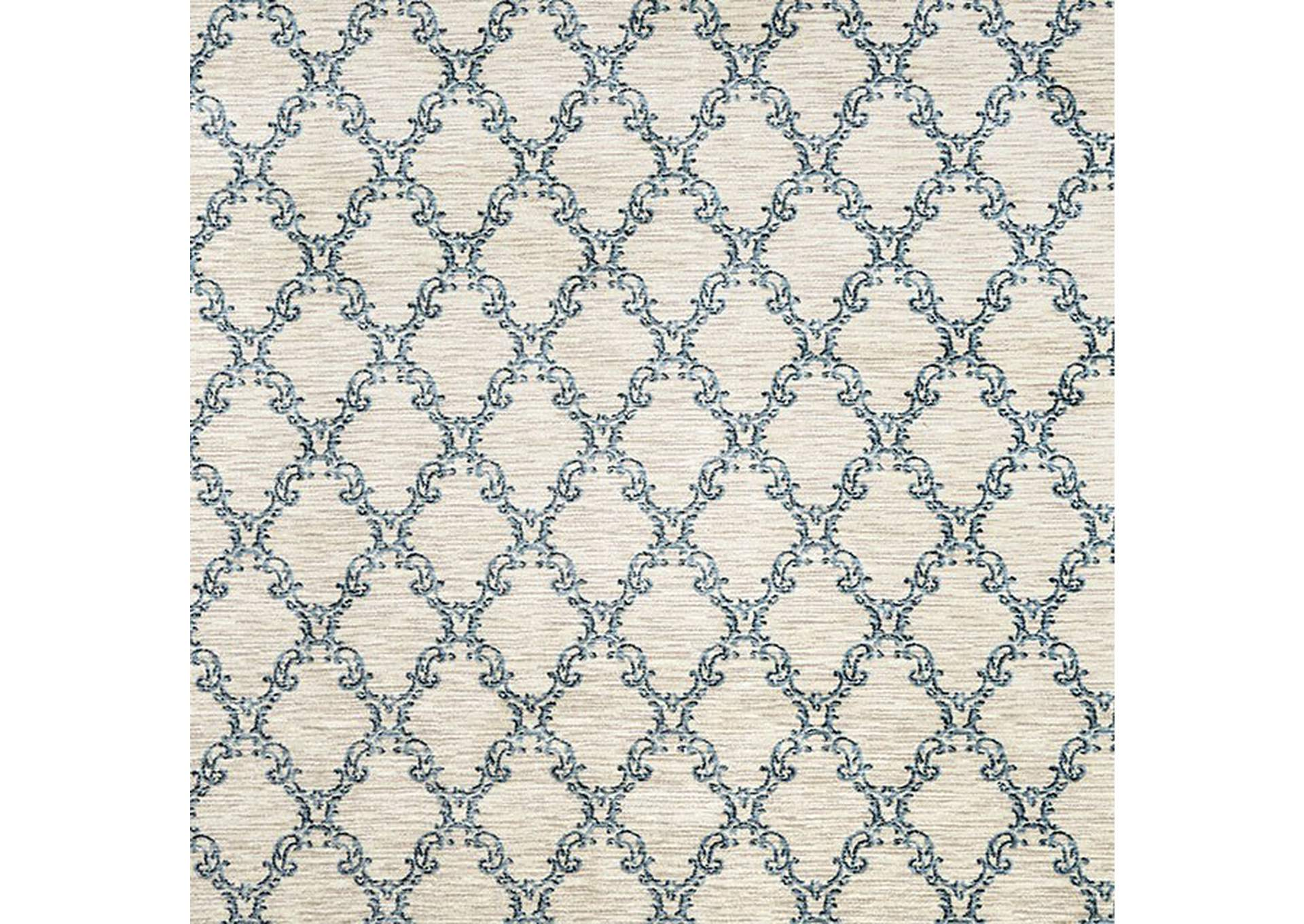 Acanthus Light Gray Area Rug,Furniture of America