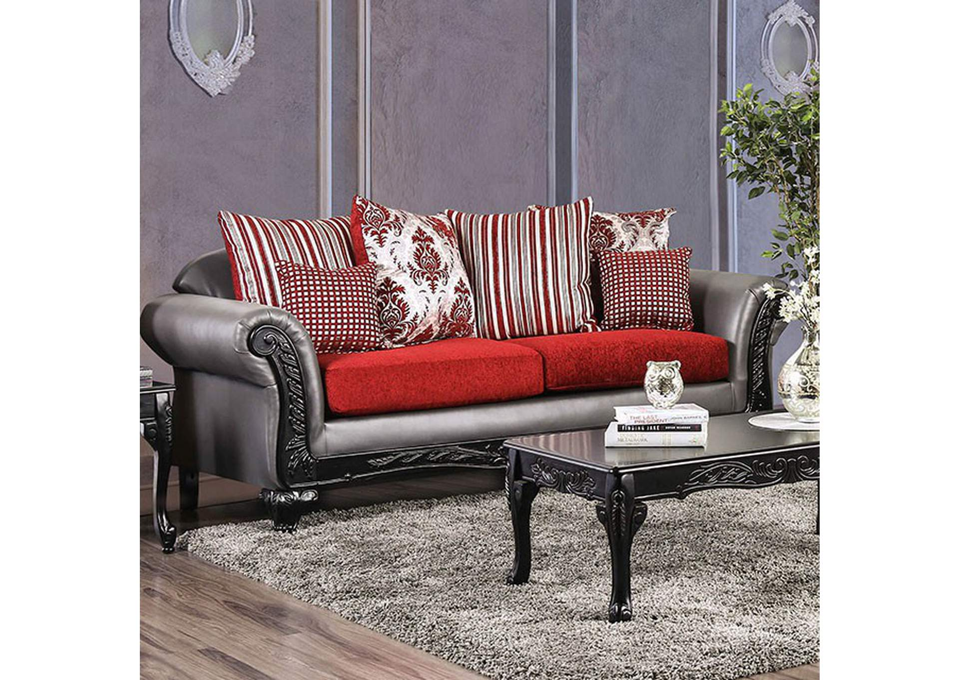 Midleton Sofa,Furniture of America