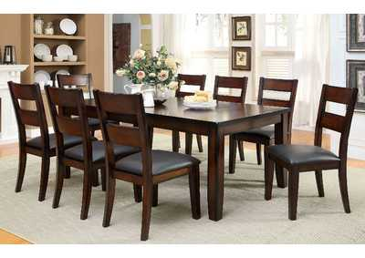 Image for Dickinson l Extension Leaf Dining Table w/6 Side Chair