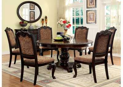 Image for Bellagio Dining Table w/6 Side Chair