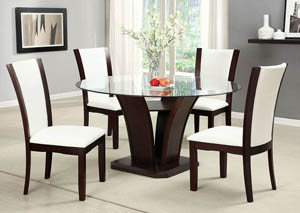 Image for Manhattan l Dining Table w/4 Side Chair