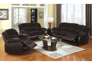 Image for Winchester Brown Champion Sofa and Loveseat