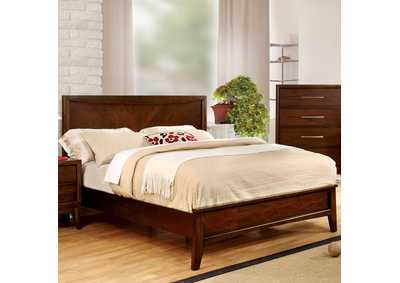 Image for Snyder California King Platform Bed w/Dresser and Mirror