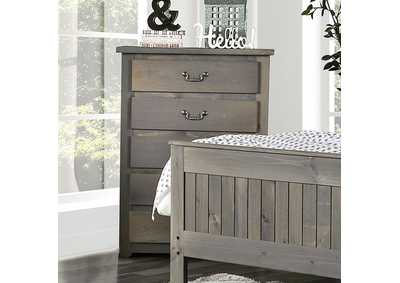 Image for Rockwall Weathered Gray Chest