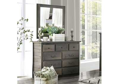 Image for Rockwall Weathered Gray Dresser