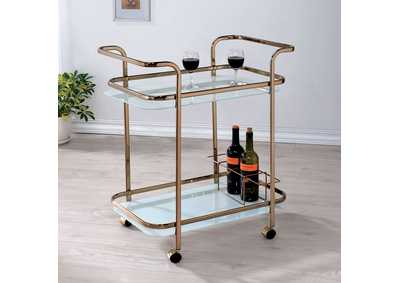 Image for Tiana Champagne Serving Cart
