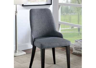 Marge Gray Chair [Set of 2]