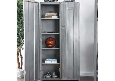 Zaheera Silver Locker