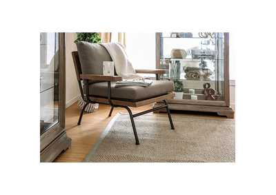 Image for Santiago Light Brown Accent Chair