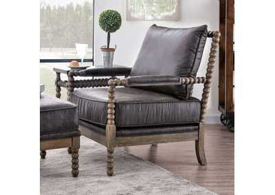 Image for Tarragona Gray Accent Chair