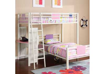 Image for Summerville Metal Bunk Bed