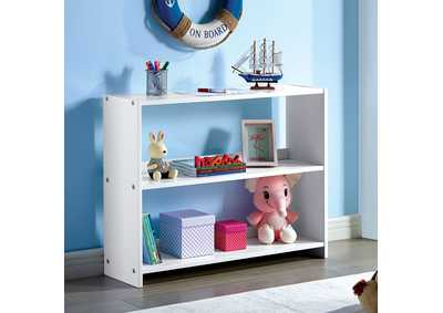 "Image for Abigail White 36"" Bookshelf"