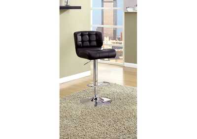 Image for Kori Black Bar Chair