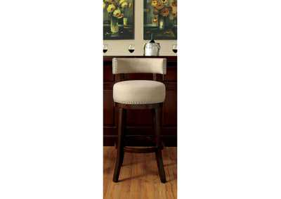 "Image for Lynsey Beige 25"" Swivel Bar Stool (Set of 2)"