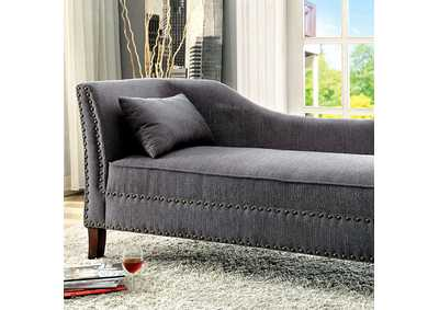 Image for Stillwater Gray Chaise w/Pillow