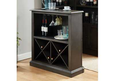 Image for Voltaire Gray Standing Bar Table