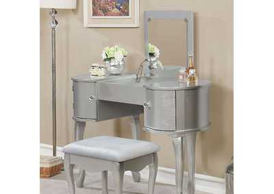 Image for Lilita Silver Vanity Set