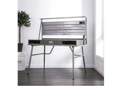 Image for Mccredmond Silver Desk