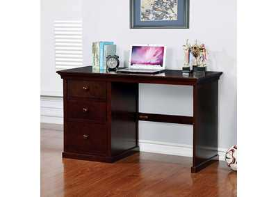 Image for Dede Dark Walnut Large Desk