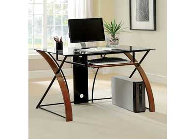 Image for Baden Oak Computer Desk