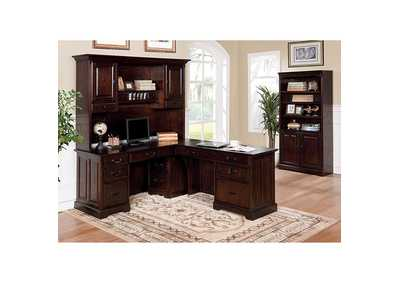 Image for Tami Credenza Desk Hutch
