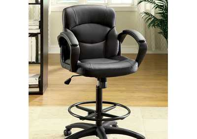 Belleville Black Office Chair