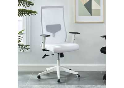 Image for Orli White Office Chair