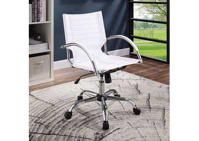 Image for Canico White Office Chair