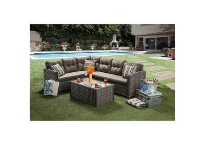 Image for Moura Patio Sectional