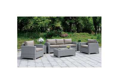 Image for Brindsmade Gray 6 Piece Patio Set