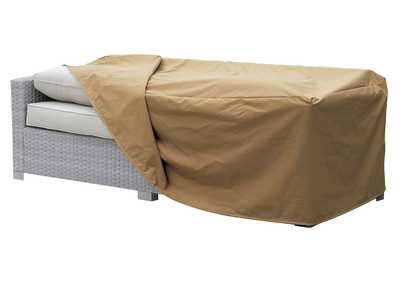 Image for Boyle Light Brown Dust Cover For Sofa - Large