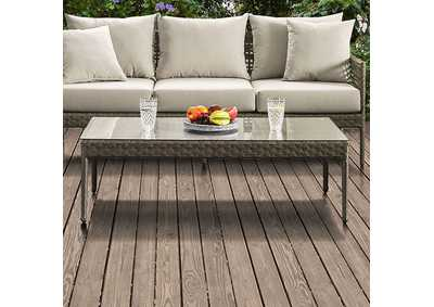 Image for Aleisha Brown Patio Coffee Table