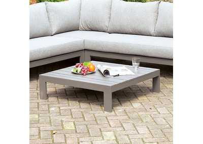 Image for Eliana Gray Patio Ottoman