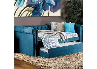 Image for Leanna Dark Teal Daybed
