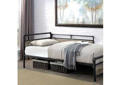 Image for Vidar Sand Black Daybed