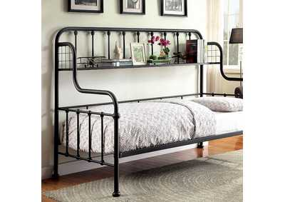 Image for Carlow Black Daybed