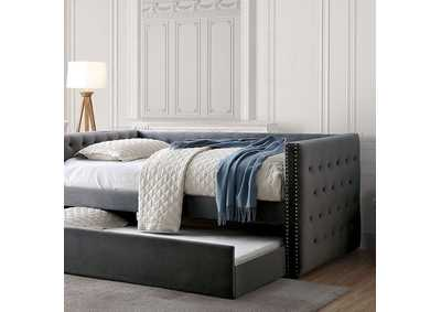 Susanna Gray Daybed w/ Trundle