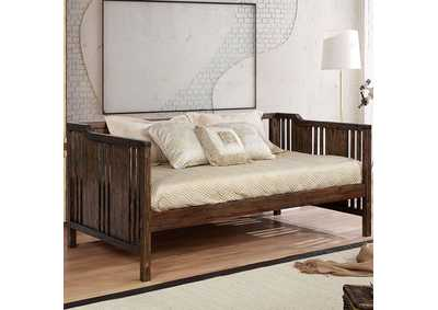 Image for Petunia Dark Walnut Twin Daybed