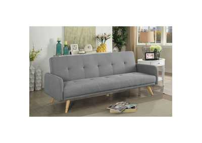 Image for Burgos Gray Futon Sofa