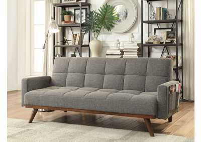 Image for Nettie Gray Futon Sofa